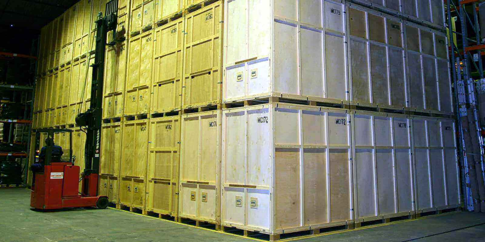 Secure Storage Container Listitdallas