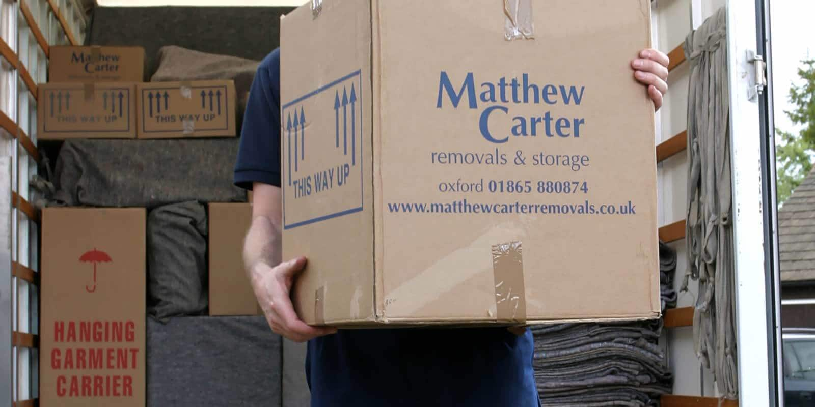 Matthew Carter Staff