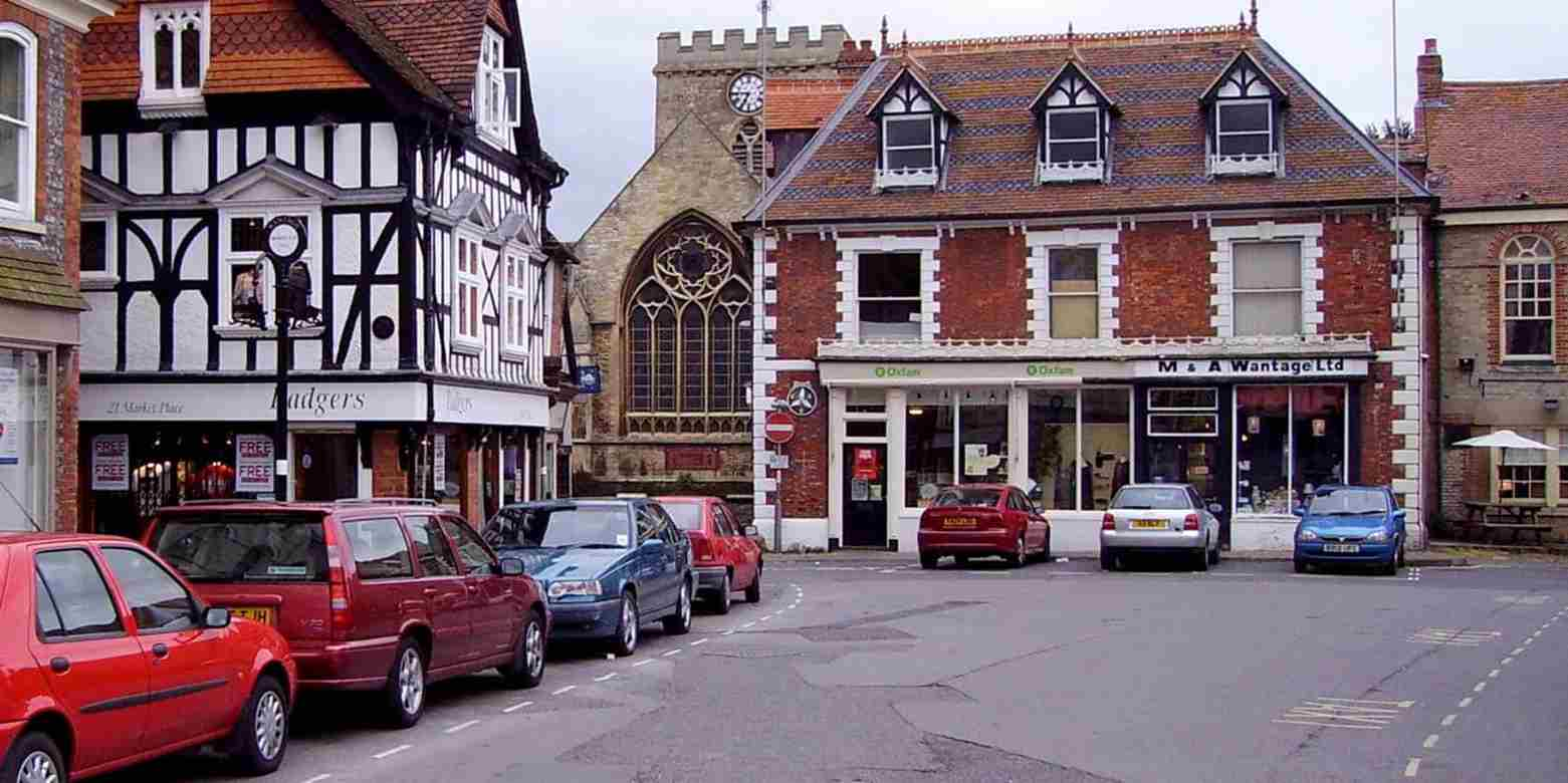 Wantage town hall